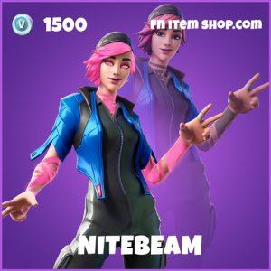 Nitebeam epic fortnite skin