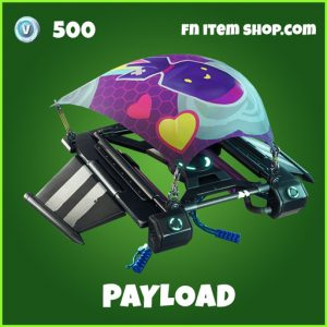 payload uncommon fortnite glider