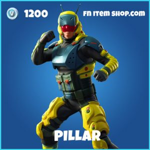 pillar rare fortnite skin