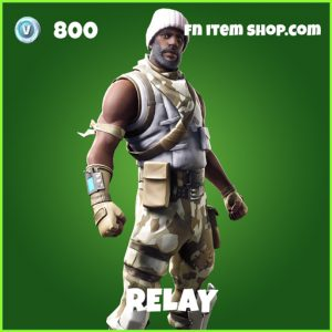 relay uncommon fortnite skin