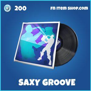 Saxy Groove Rare fortnite music