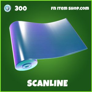 scanline uncommon fortnite wrap