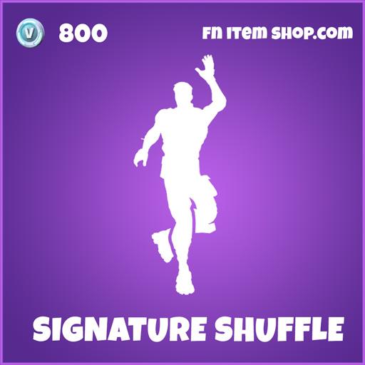 Signature-Shuffle