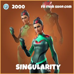 singularity legendary fortnite skin