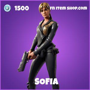 Sofia epic fornite skin