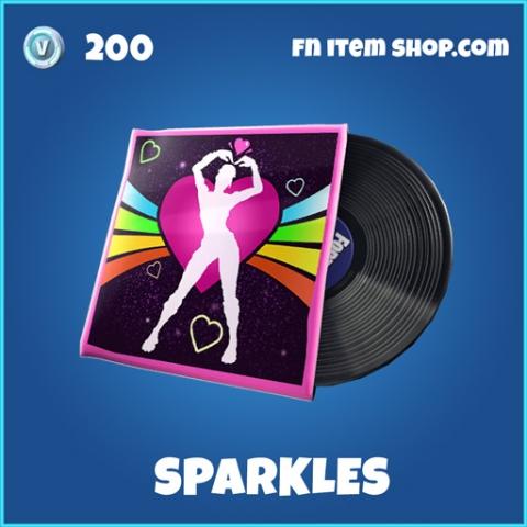 Sparkles Rare fortnite music