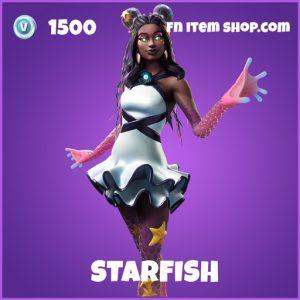 Starfish epic fortnite skin