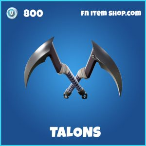 Talons rare fortnite pickaxe