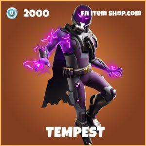 Tempest legendary fortnite skin