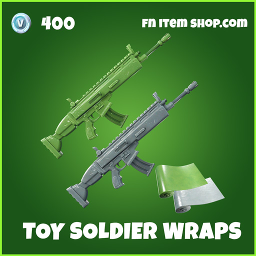 Toy-Soldier-Wraps
