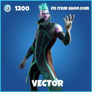 Vector rare fortnite skin