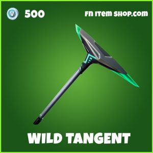 Wild Tangent uncommon fortnite pickaxe
