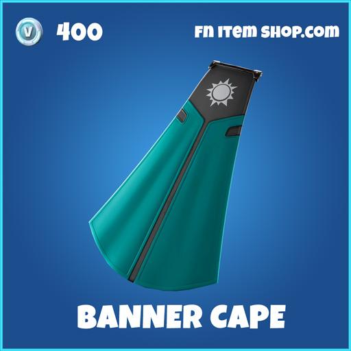 Banner-Cape