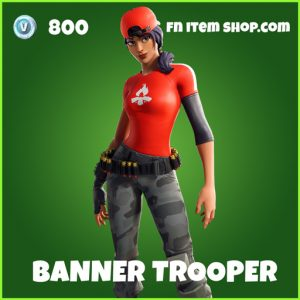 Banner trooper uncommon fortnite skin