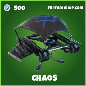 Chaos uncommon fortnite glider