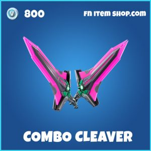 Combo Cleaver are fortnite pickaxe