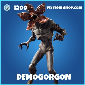 Demogorgon rare fortnite skin