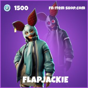 flapjackie fade epic fortnite skin