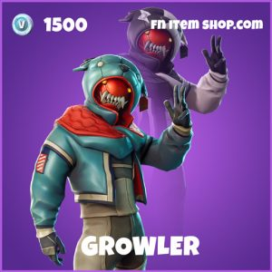 growler epic fade fortnite skin
