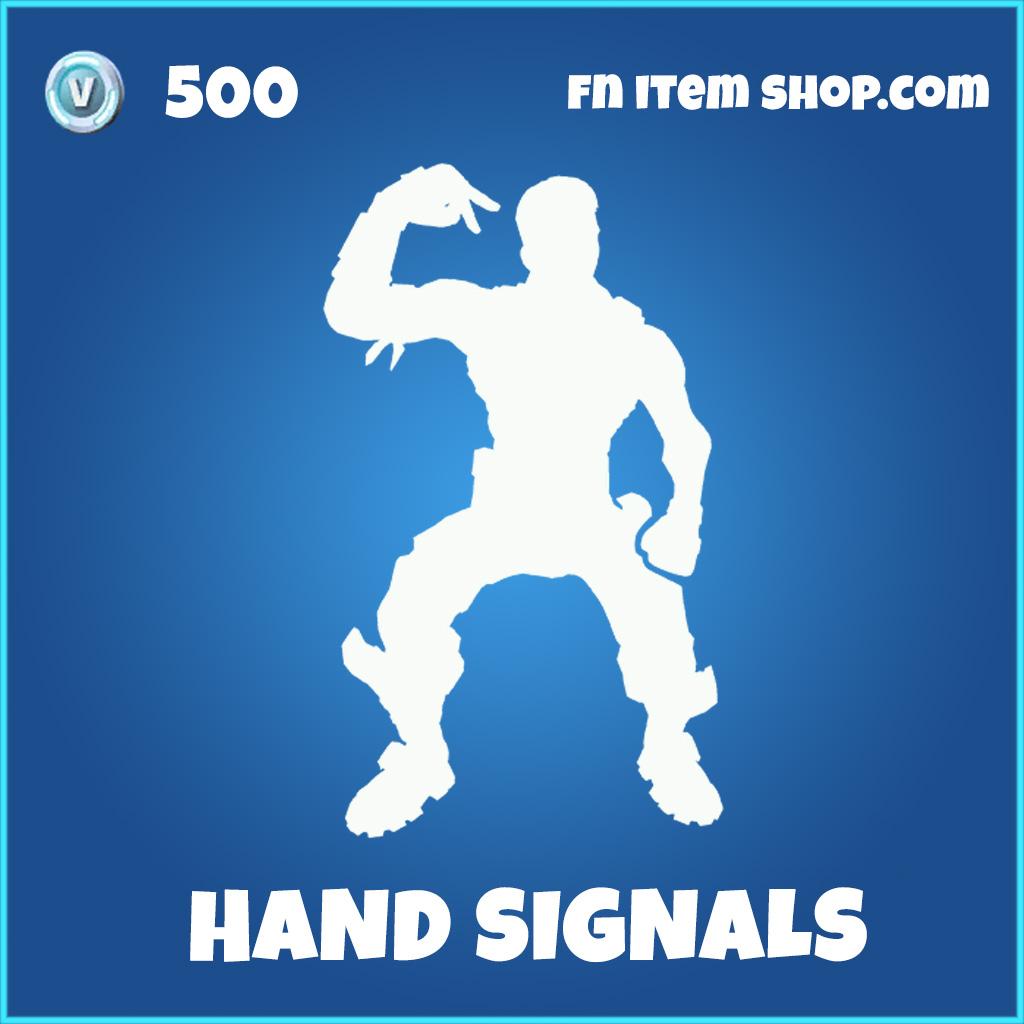 Hand-Signals