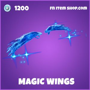 Magic Wings epic fortnite glider