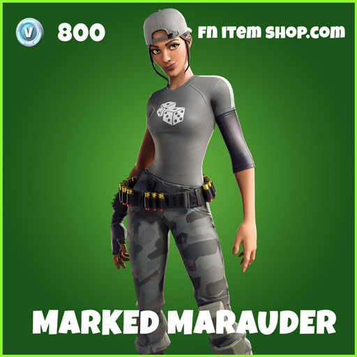 Marked-Marauder