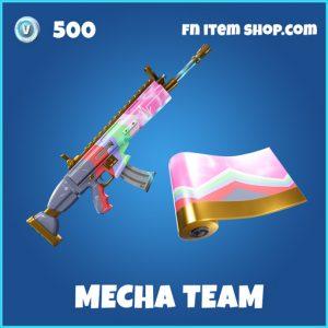 Mecah Team rare fortnite wrap