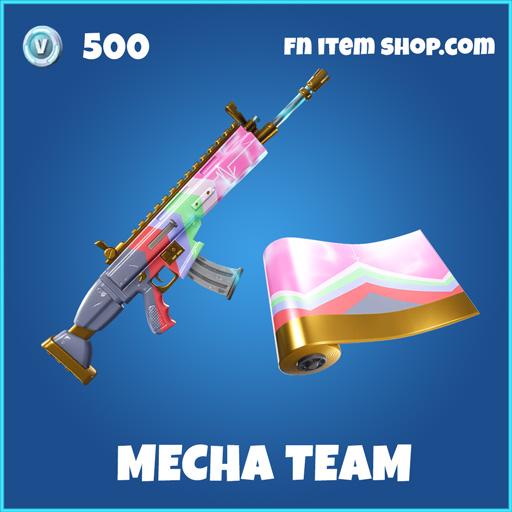 Mecha-Team