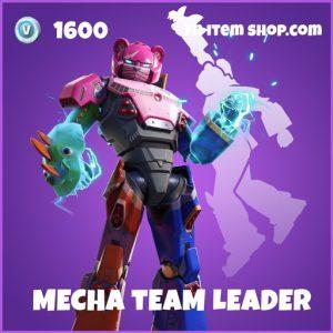 Mecha Team Leader epic fortnite skin