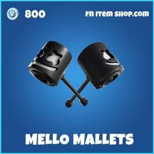 Mello Mallets rare pickaxe