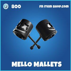 Mello Mallets rare pickaxe