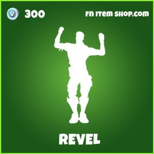Revel uncommon fortnite emote