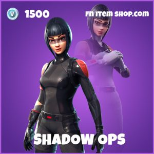 shadow ops fade epic skin fortnite