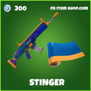 Stinger uncommon fortnite wrap
