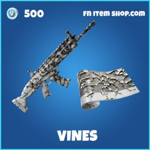 Vines rare fortnite wrap