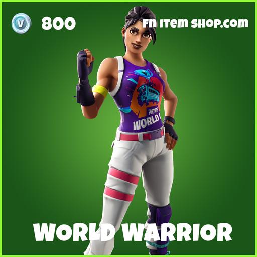 World-Warrior