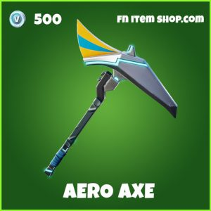 Aero Axe uncommon fortnite pickaxe