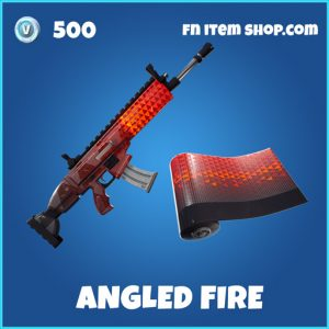 angled fire rare fortnite wrap