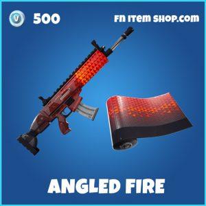 angled fire rare fortnite wrap