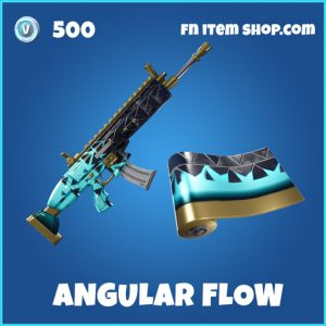 Angular flow rare fortnite wrap