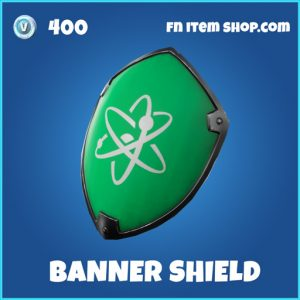Banner Shield rare backpack