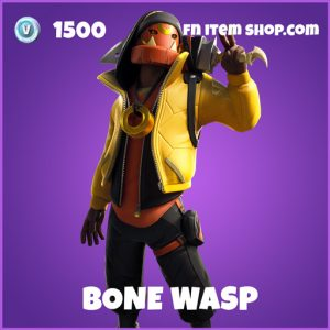 Bone wasp epic fortnite skin