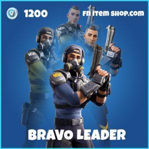 Bravo Leader rare fortnite skin