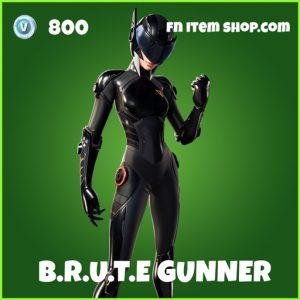 B.R.U.T.E Brute Gunner uncommon fortnite skin