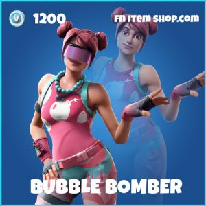 Bubble bomber rare fortnite skin