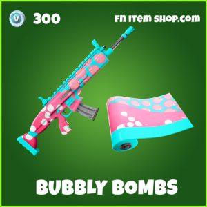 Bubbly Boms uncommon fortnite wrap