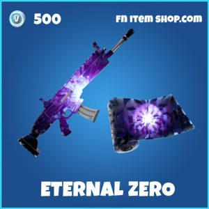 Eternal zero rare fortnite wrap