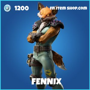 fennix rare fortnite skin