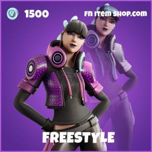 freestyle epic fortnite skin