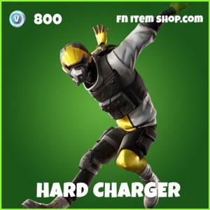 Hard Charger uncommon fortnite skin